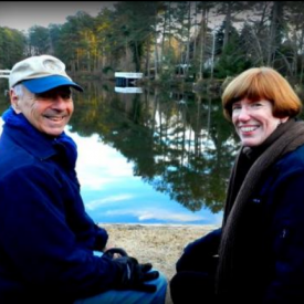 Al & Joan Herrington - PEF, Mississippi & Scotland