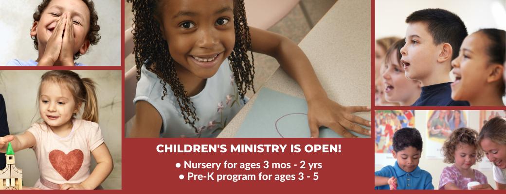 Children's Ministry Slider_Red